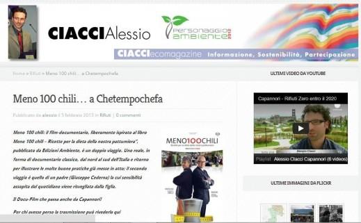 Ciacci Magazine 5-02-13